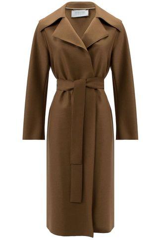 Купить Пальто HARRIS WHARF LONDON