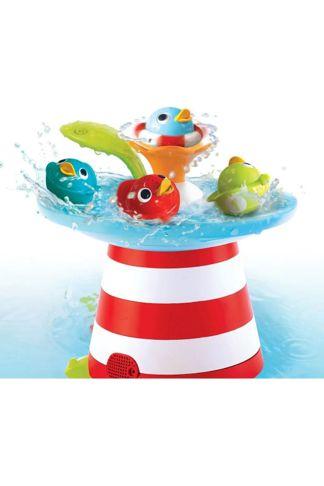 """Купить Игрушка водная """"утиные гонки"""" фонтан Yookidoo"""