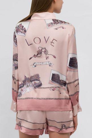 Купить Рубашка LOVE STORIES