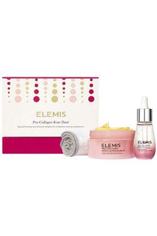 Купить Набор розовый дуэт про-коллаген ELEMIS
