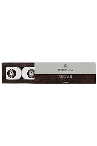 Купить Sandalwood мыло для рук и тела (3 шт) TRUEFITT & HILL