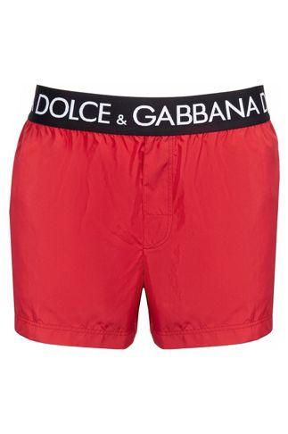 Купить Шорты пляжные DOLCE & GABBANA
