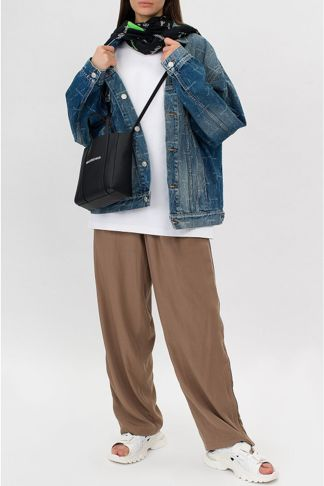 Купить Куртка джинсовая BALENCIAGA