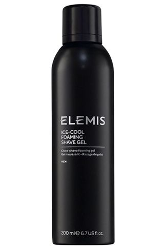 Купить Пенящийся гель для бритья ледяная свежесть ELEMIS