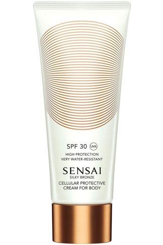 Солнцезащитный крем для тела spf30