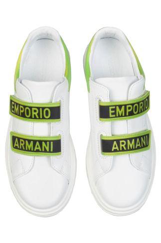 Купить Кроссовки EMPORIO ARMANI