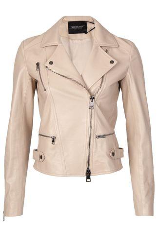 Купить Куртка кожаная SIMONETTA RAVIZZA