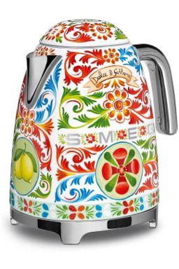 Купить Чайник электрический SMEG