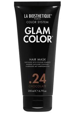 Купить Тонирующая маска для волос .24 chocolate La Biosthetique