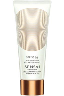 Купить Солнцезащитный крем для тела spf30 SENSAI