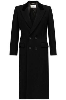 Купить Пальто SAINT LAURENT