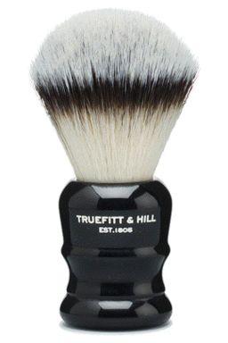 Купить Кисть для бритья синтетическая/эбонит /wellington TRUEFITT & HILL